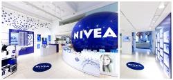 Fotografie Nivea Haus in Berlin für Beiersdorf AG